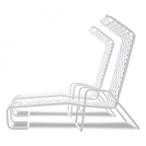 Chaise longue INOUT 881 FW de Gervasoni