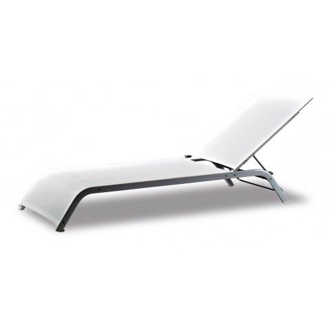 Chaise longue LAZY de Serralunga