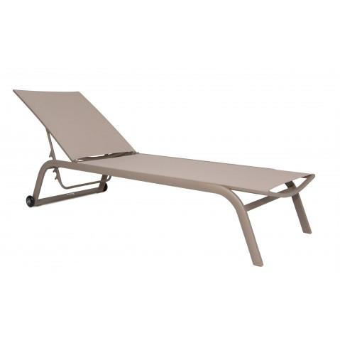 Chaise longue Le Cèdre Rouge