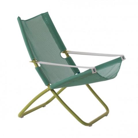 Chaise longue SNOOZE de Emu, vert