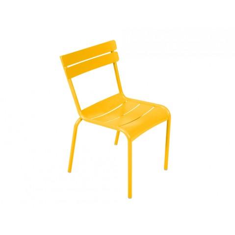 Chaise LUXEMBOURG de Fermob miel