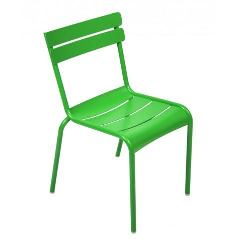 Chaise LUXEMBOURG de Fermob vert prairie