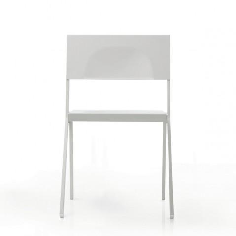 Chaise MIA de Emu, Blanc