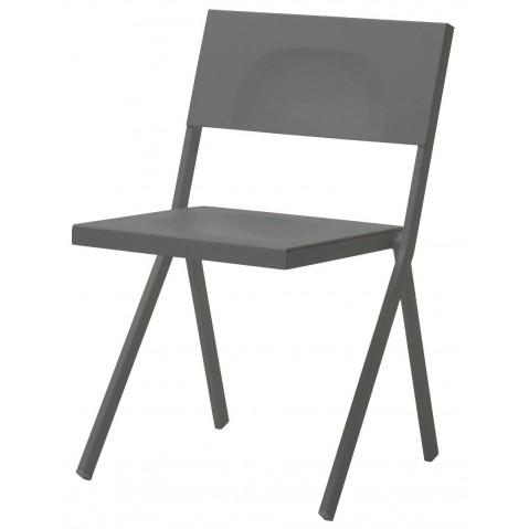Chaise MIA de Emu, Fer ancien