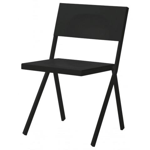 Chaise MIA de Emu, Noir