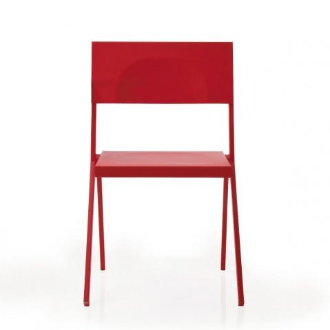 Chaise MIA de Emu, Rouge