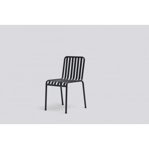 Chaise PALISSADE de Hay, Anthracite