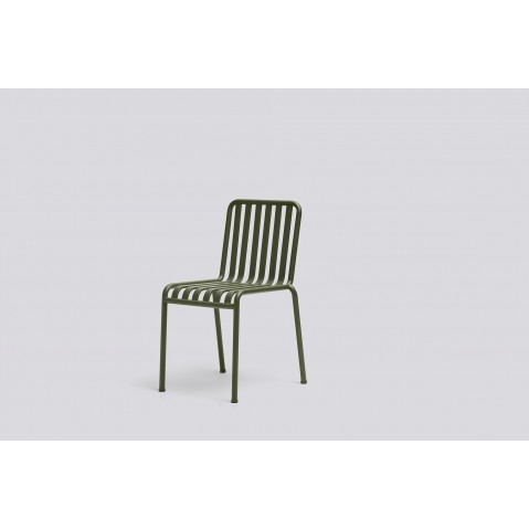 Chaise PALISSADE de Hay, Olive