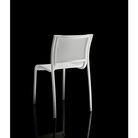 Chaise PASO DOBLE de Magis blanc