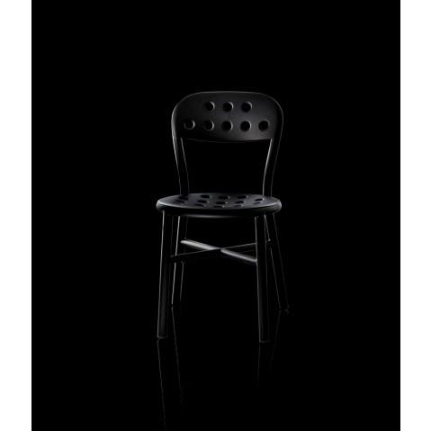 Chaise PIPE de Magis noir