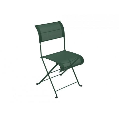 Chaise pliante DUNE de Fermob cèdre