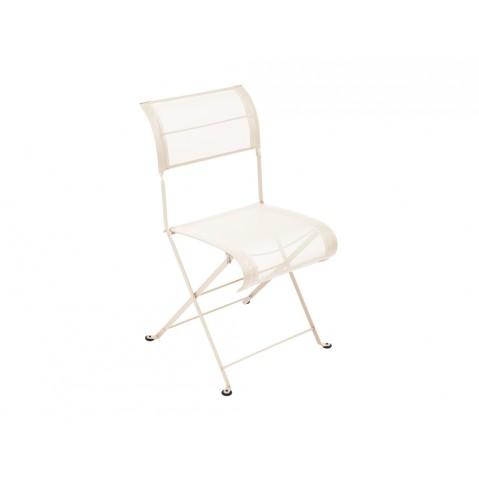 Chaise pliante DUNE de Fermob lin