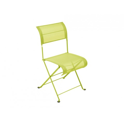 Chaise pliante DUNE de Fermob verveine