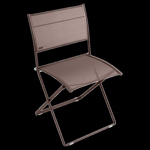 Chaise pliante PLEIN AIR de Fermob, 20 coloris