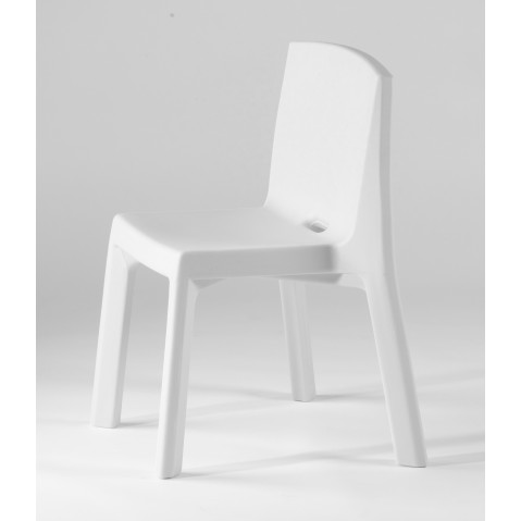 Chaise Q4 de Slide blanc
