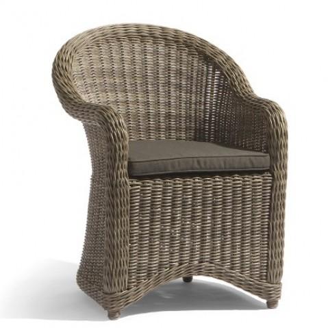 Chaise ronde SAN DIEGO de Manutti