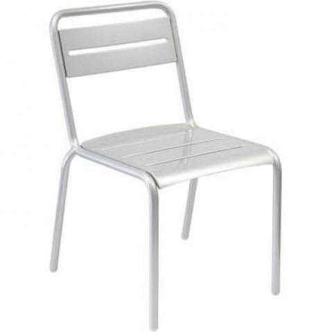 Chaise STAR de Emu, Aluminium