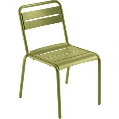 Chaise STAR de Emu, Vert