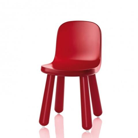 Chaise STILL de Magis rouge