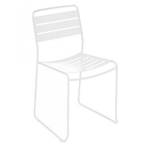 Chaise SURPRISING de Fermob Blanc coton