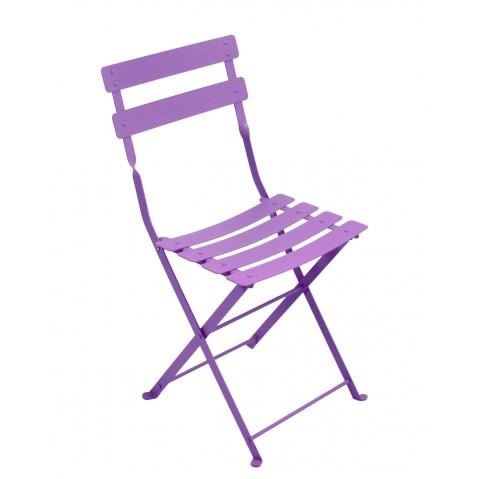 Chaise TOM POUCE de Fermob aubergine