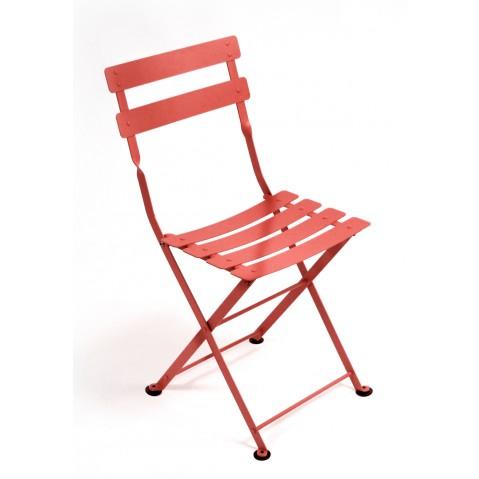 Chaise TOM POUCE de Fermob coquelicot