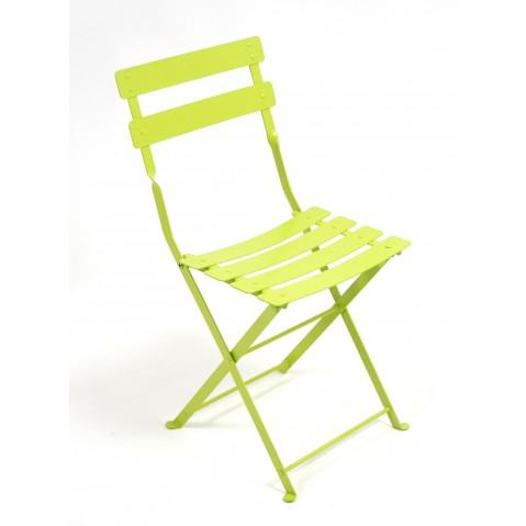 Chaise TOM POUCE de Fermob verveine