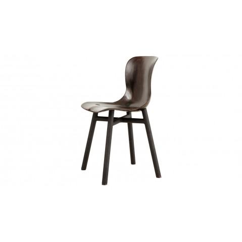 Chaise WENDELA de Functionals, Noir
