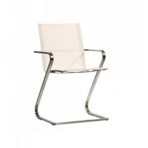 Chaise Z de Joli, Blanc