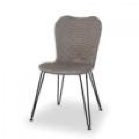 Chaises Vincent Sheppard Christy Burgundy-02