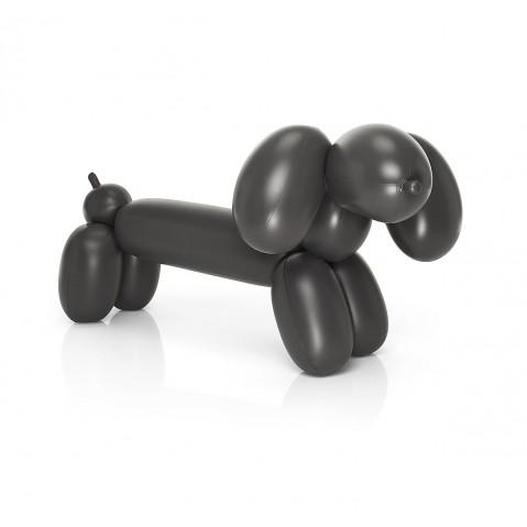 Chien gonflable HOT DOG de Fatboy, Anthracite