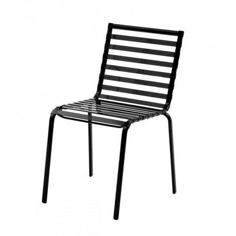 Lot de 2 chaises STRIPED SEDIA de Magis