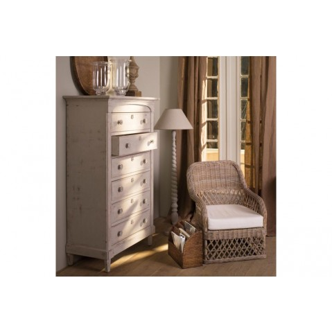 Commode Elise de Flamant, Gris