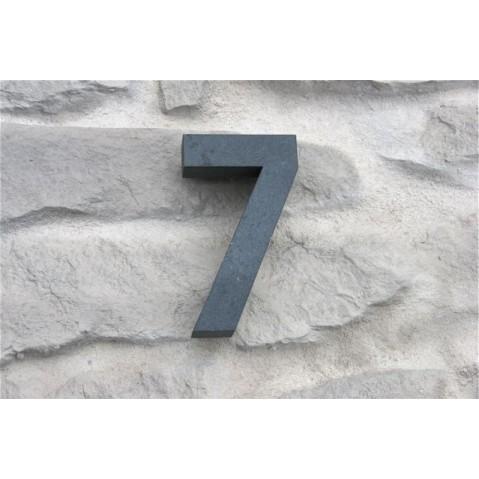Contour HOUSE SIGN Chiffre 7