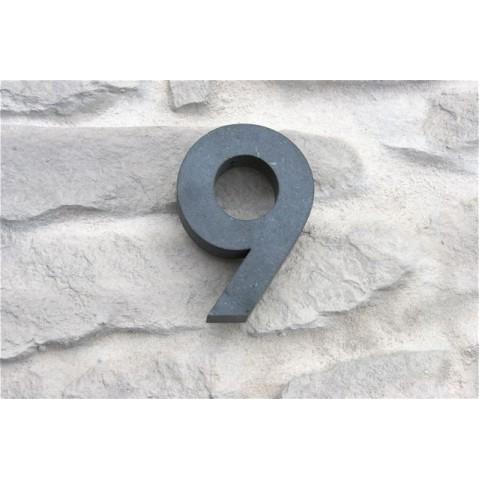 Contour HOUSE SIGN Chiffre 9