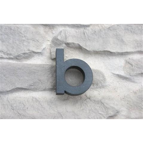 Contour HOUSE SIGN Lettre B