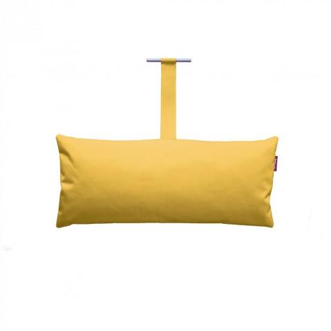 Coussin HEADDEMOCK de Fatboy, Yellow Ochre
