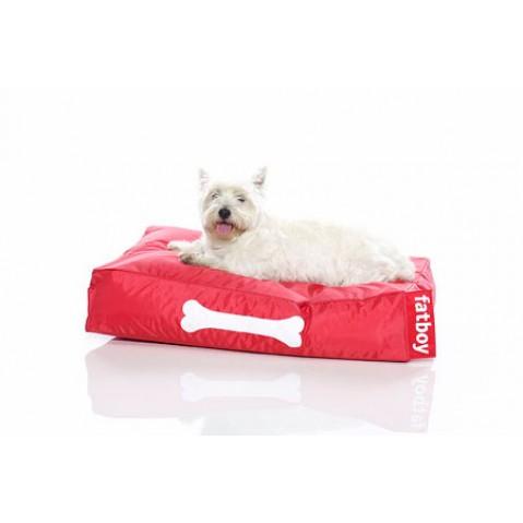 Coussin pour chien DOGGIELOUNGE de Fatboy petit modèle, rouge