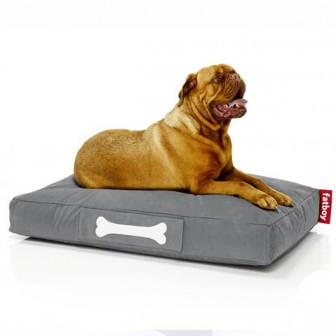 Coussin pour chien DOGGIELOUNGE STONEWASHED de Fatboy grand modèle, 10 coloris