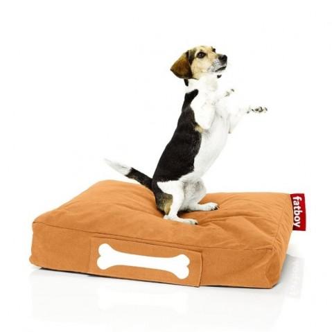 Coussin pour chien DOGGIELOUNGE STONEWASHED de Fatboy petit modèle, 10 coloris