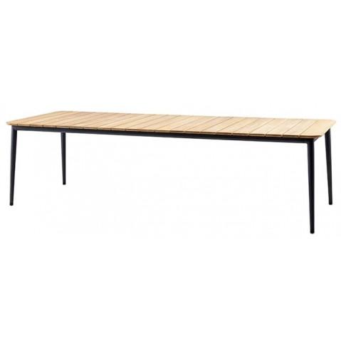 Table CORE de Cane-line, 274 cm