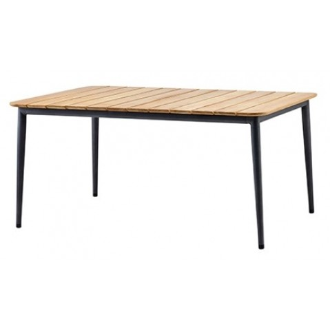 Table CORE de Cane-line, 3 tailles