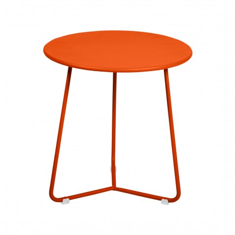 Table d'appoint/ tabouret bas COCOTTE de Fermob, 23 coloris