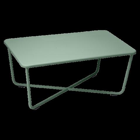 Table basse CROISETTE de Fermob, Cèdre