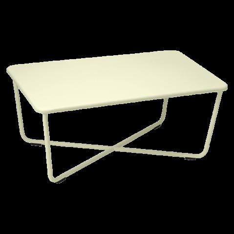 Table basse CROISETTE de Fermob, Tilleul