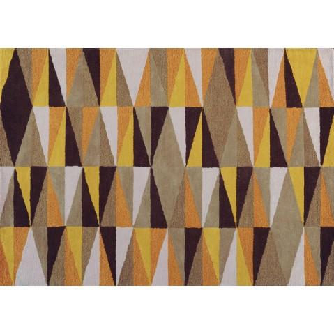 Tapis DANSK de Toulemonde Bochard, 170 x 240 Automne