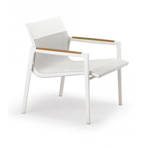 Chaise longue DEAN de Dedon, 2 coloris