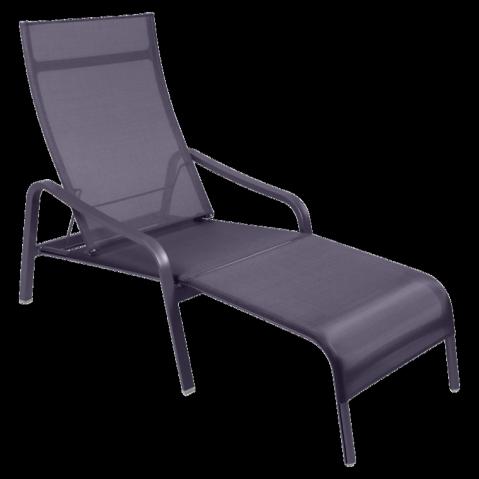 Deck chair ALIZÉ réglable de Fermob, 9 coloris