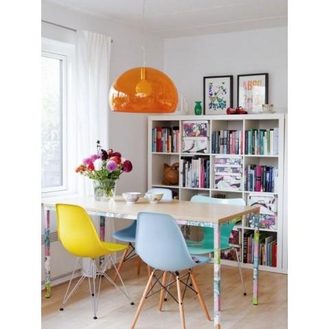 lampe fl y de kartell 12 coloris. Black Bedroom Furniture Sets. Home Design Ideas