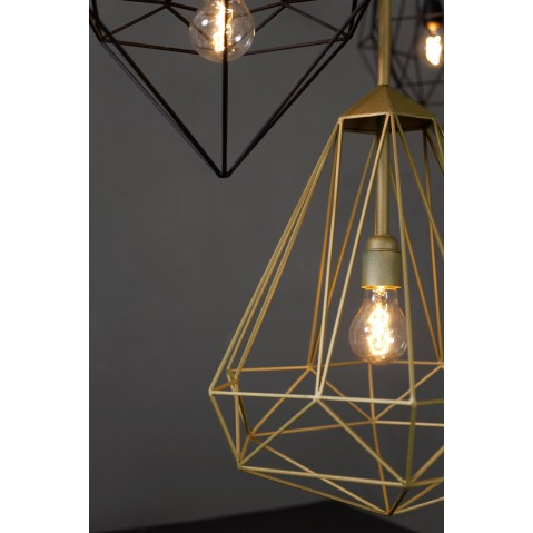 suspension diamond de pols potten 3 tailles 3 coloris. Black Bedroom Furniture Sets. Home Design Ideas
